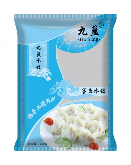 天津墨鱼水饺