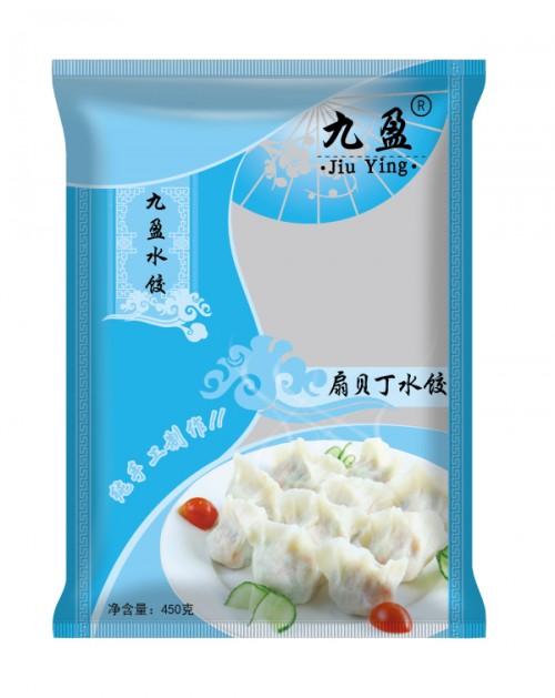 青岛扇贝丁海鲜水饺