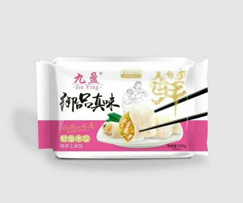 青岛鱿鱼水饺