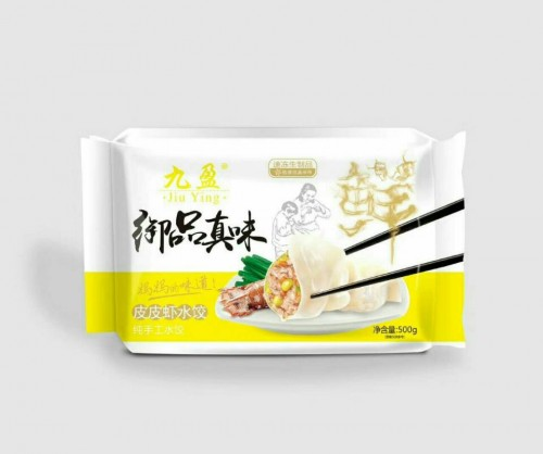 皮皮虾水饺