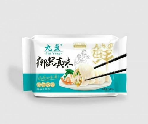 北京虾仁水饺
